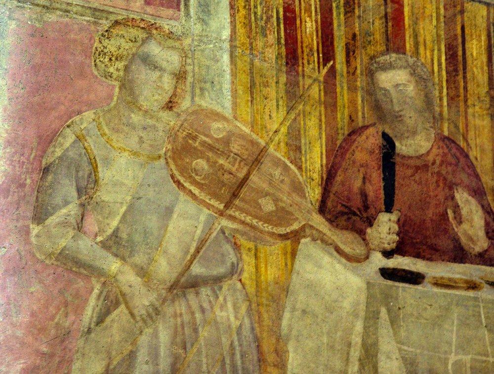 Giotto, basilique Santa Croce, Florence