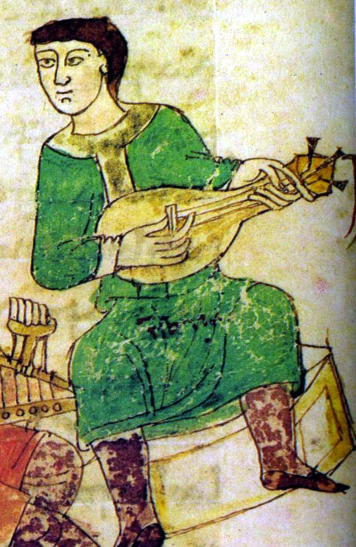 Montecassino, Rabanus Maurus Magnentius, 1023