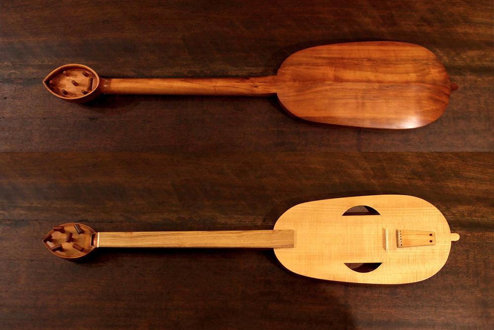 Guitare mauresque Cantigas