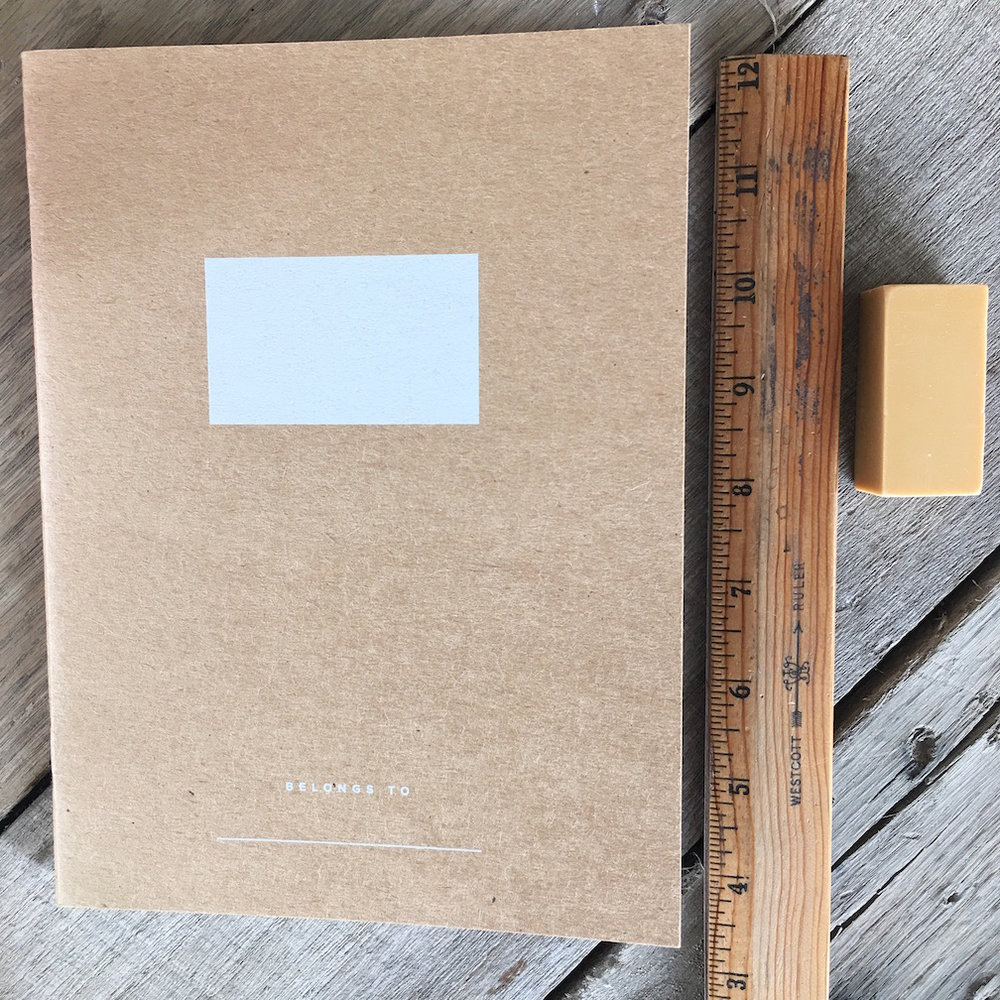 Writer's Block Everyday Notebook
