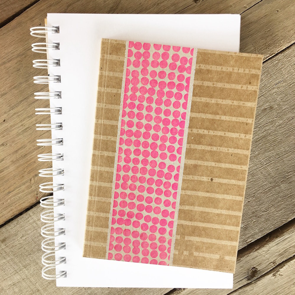 Seeing Spots Notebook