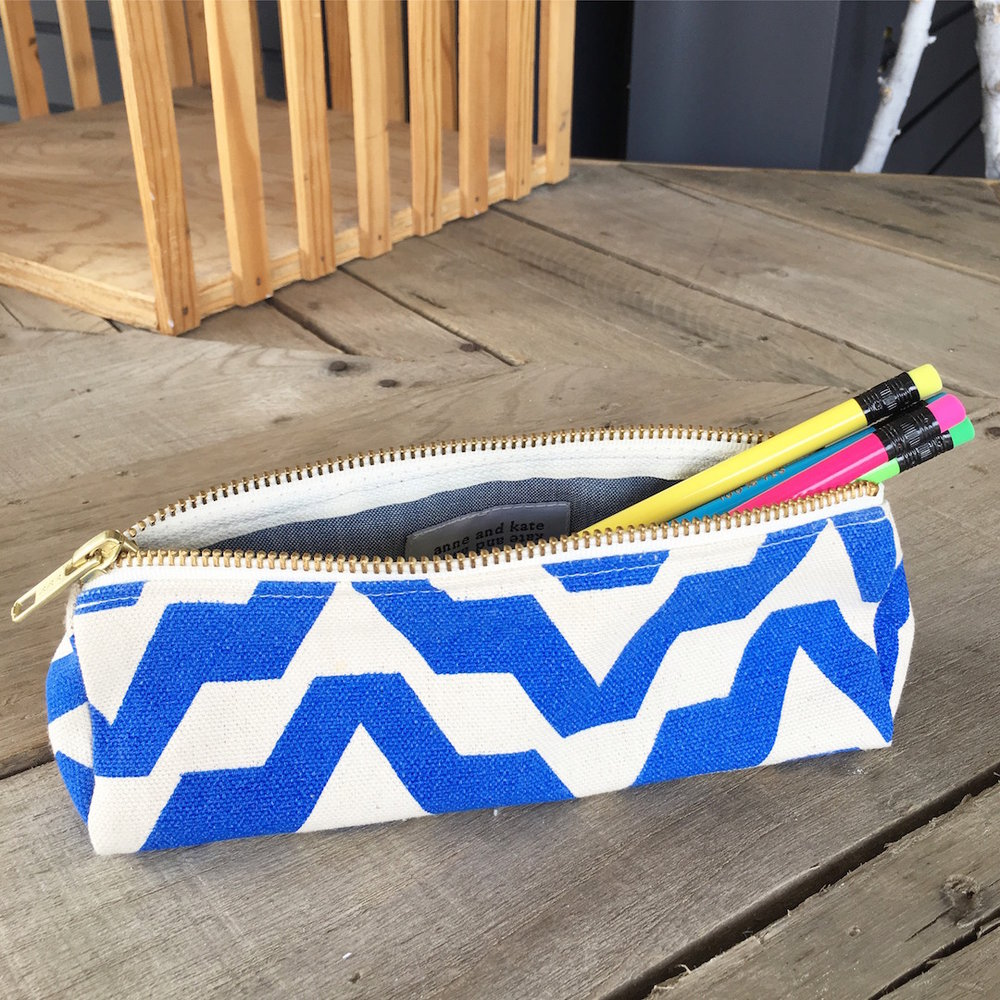 Mountain High Pencil Pouch