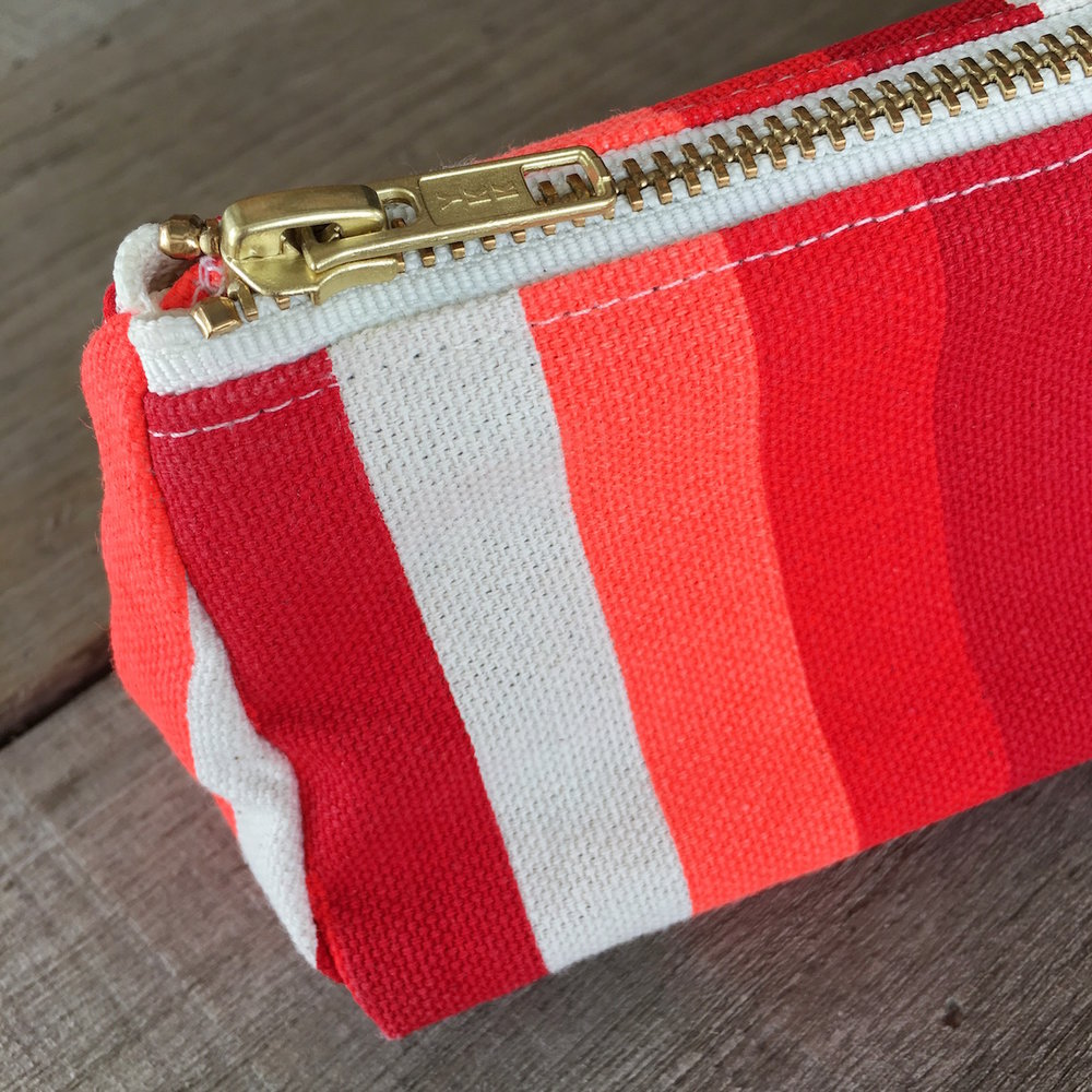 Big Top Pencil Pouch