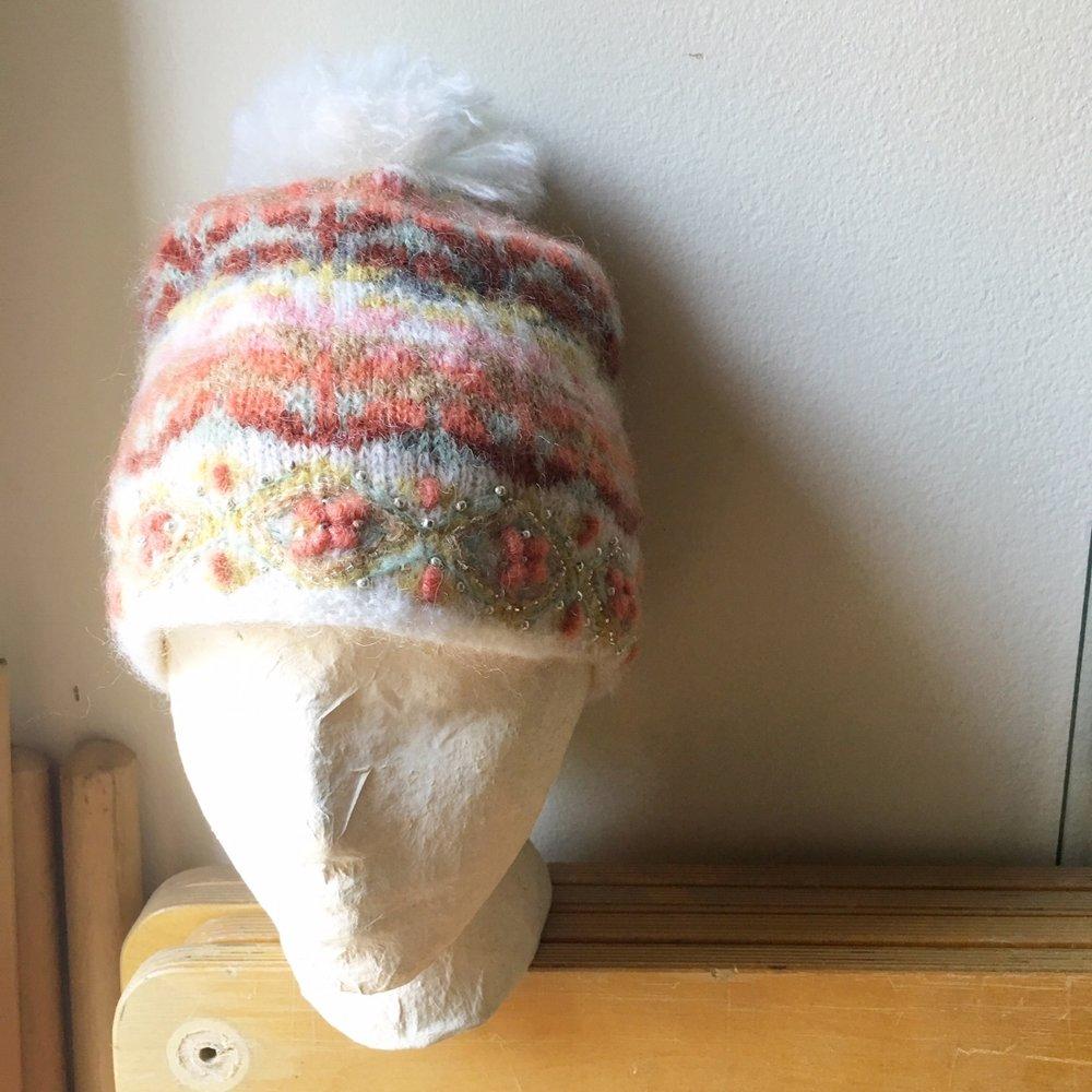 Cotton Top Cozy Hat