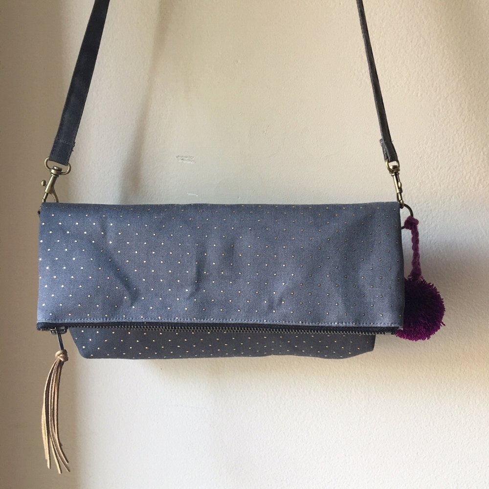 Connect-the-Dots Crossbody Bag