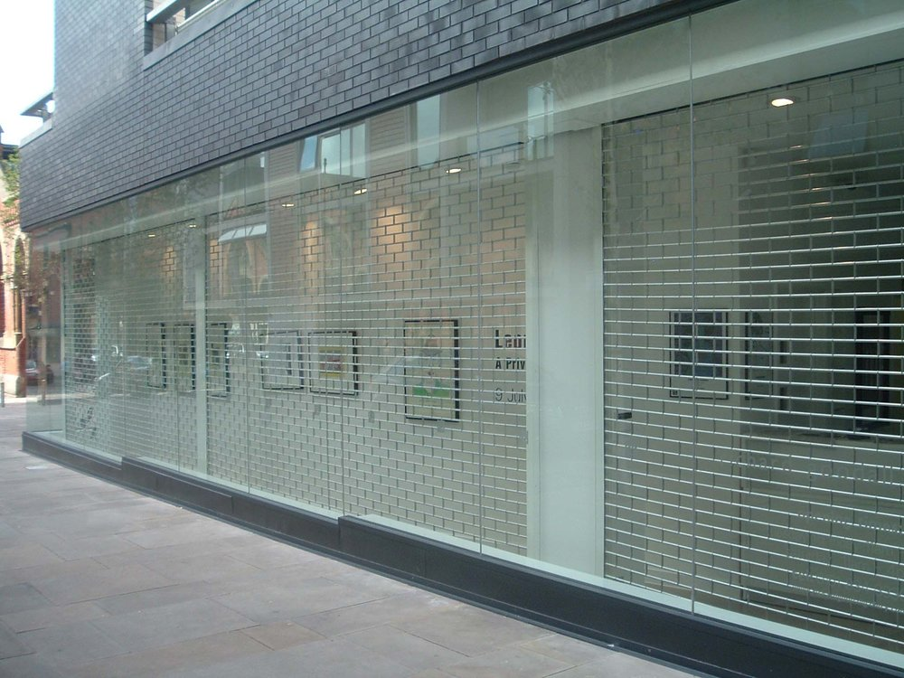 Retail vision shutters