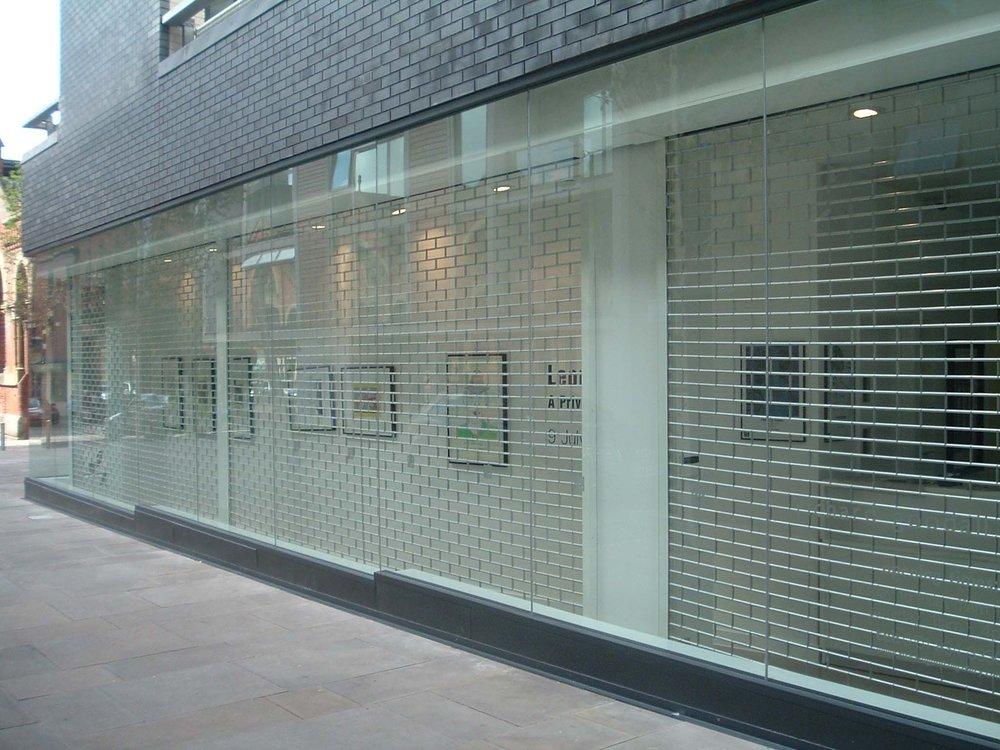 retail vision shutter