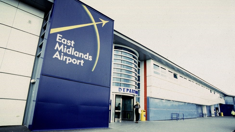 East Midlands Airport -