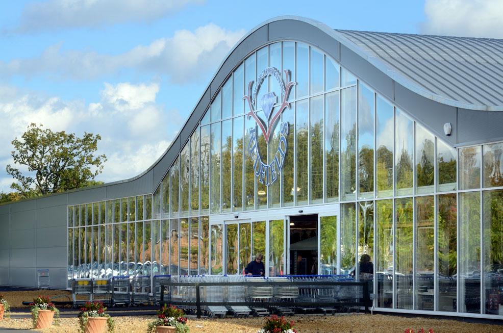 Redfield's Garden Centre -