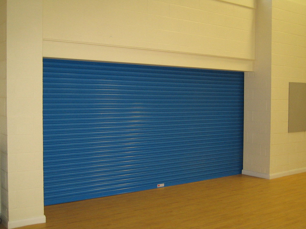 75mm Solid Steel Lath 003 colour blue