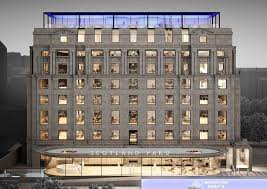 New Scotland Yard London - With BAM
