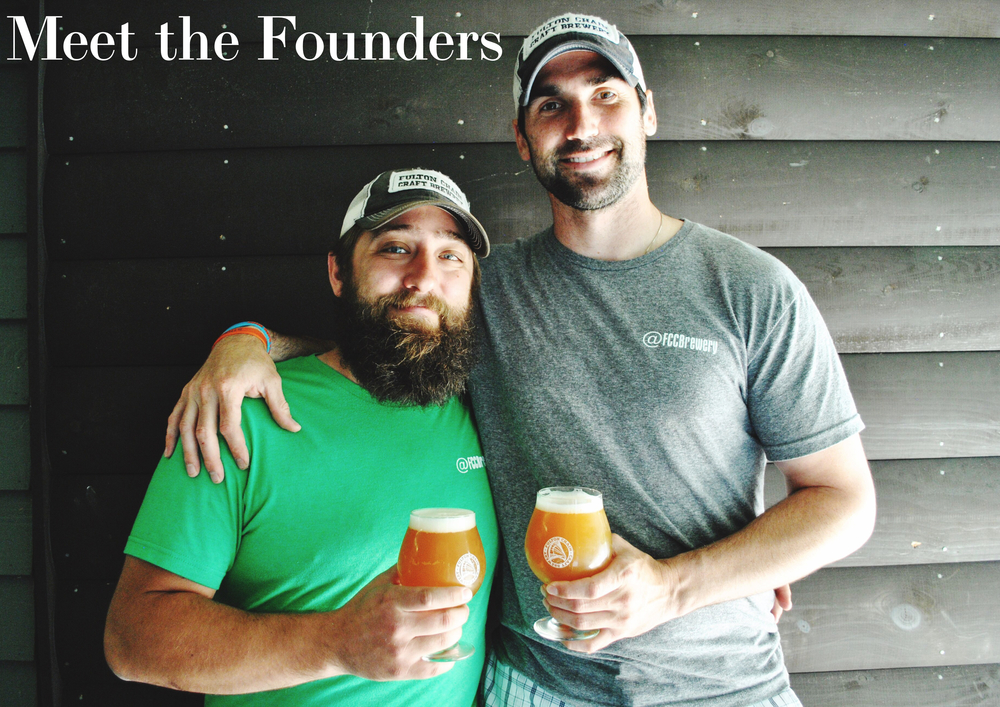 Justin Staskiewicz • Founder/Brewmaster & Richard Mathy • Founder/Head Bartender