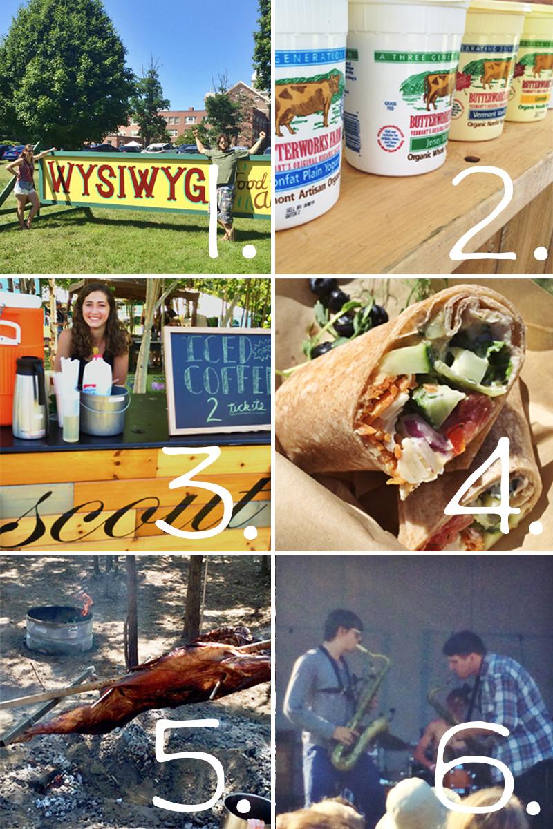 WYSIWYG Festival, Burlington VT 2014