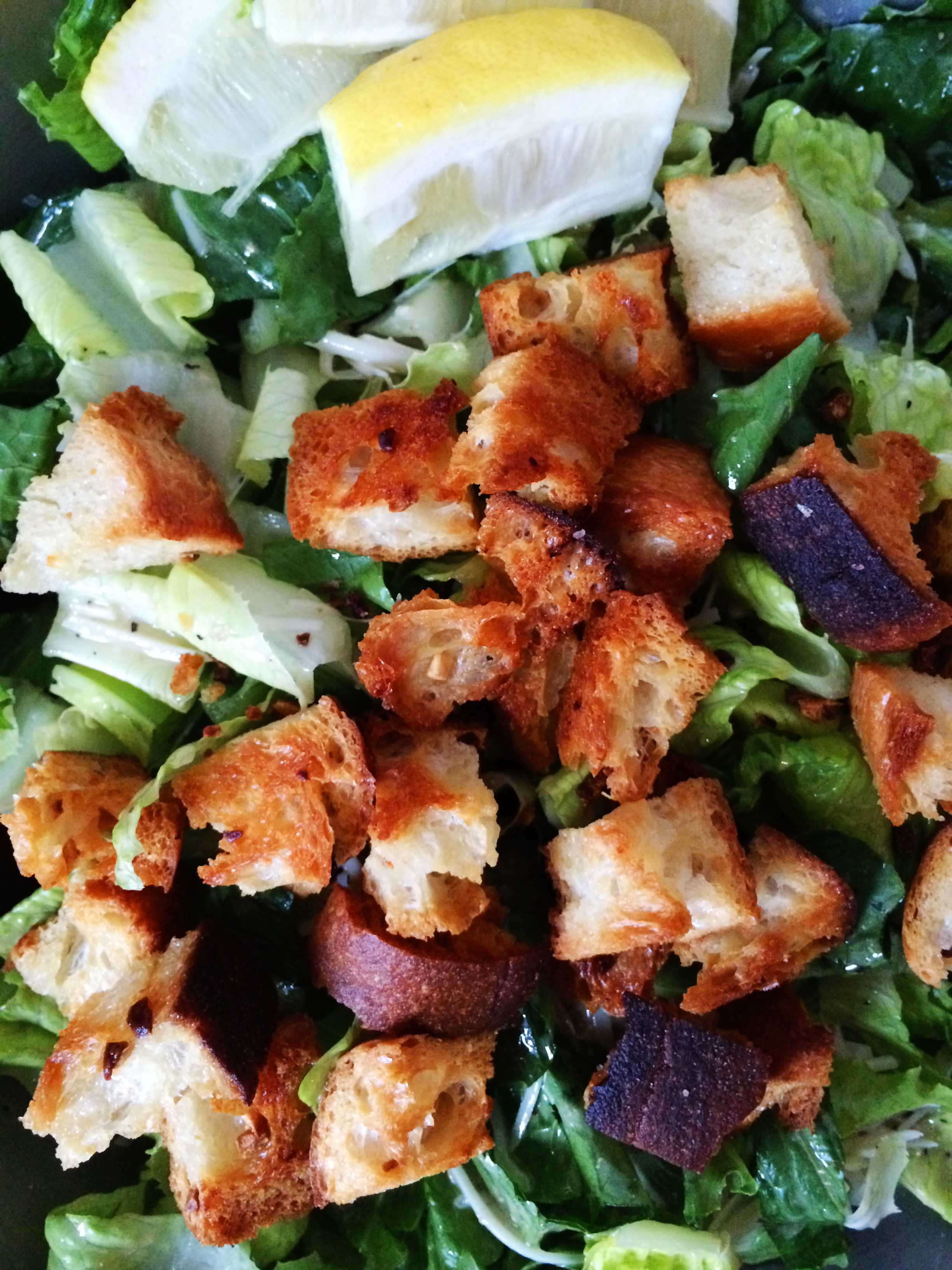 Quick Croutons