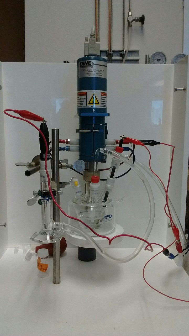 Electrochemical characterization