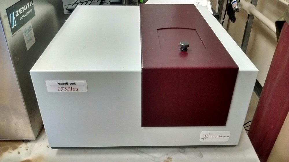 Nanobrook Omni DLS