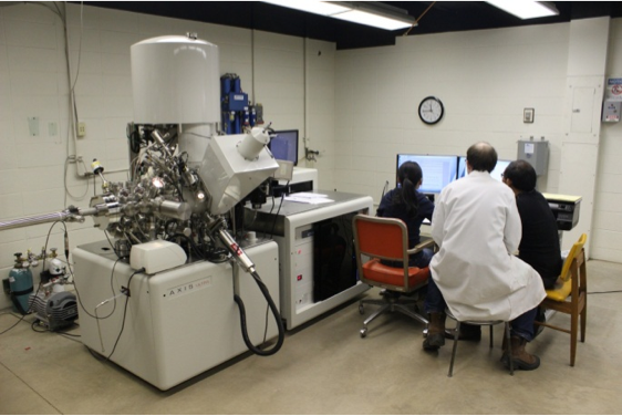 X-ray photoelectron spectroscopy (XPS)