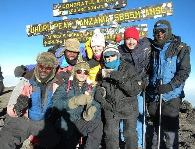 #throwbackthursday to when Solar Flare bars went to the top of Mount Kilimanjaro ⛰! These hikers 🏃‍♂️ used them to fuel their bodies 💪and their minds 🧠 as they made their journey. . . . #stem #stemeducation #stemsisters #sciencesisters #cleaneating #exercise #nutrition #education #strong #healthychoices #instafit #healthyfood #getfit #cardio #fitnessaddict #gains #shredded #protein #active #determination #healthyeating #instahealth #smart #hiking #mountkilimanjaro #hike #learning #engineering