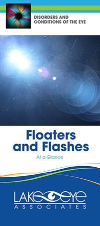 Floaters and Flashes