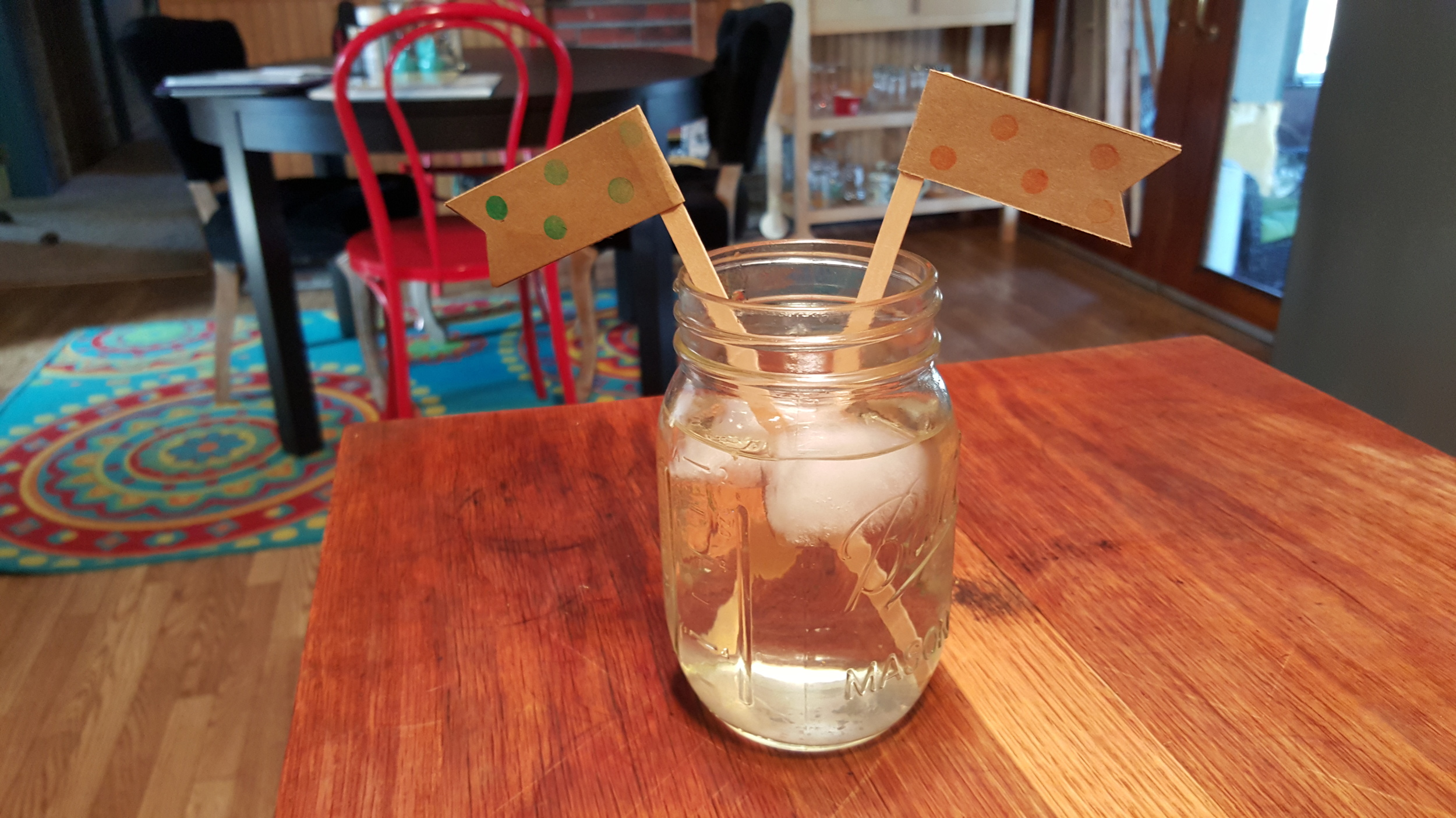 DIY_Drink Stirrers