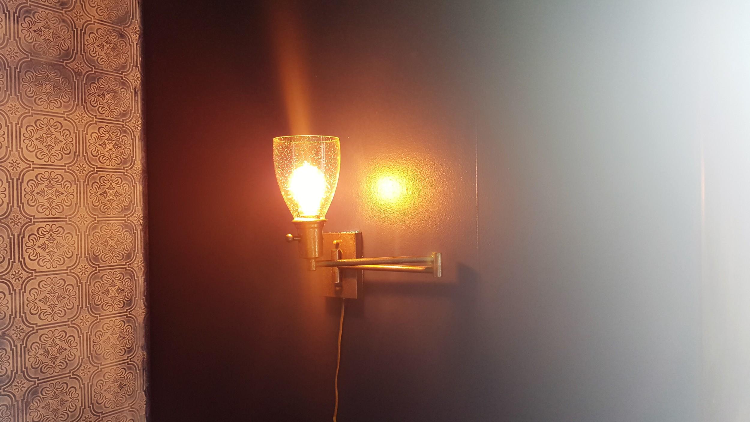 wall lamp makover DIY (4)