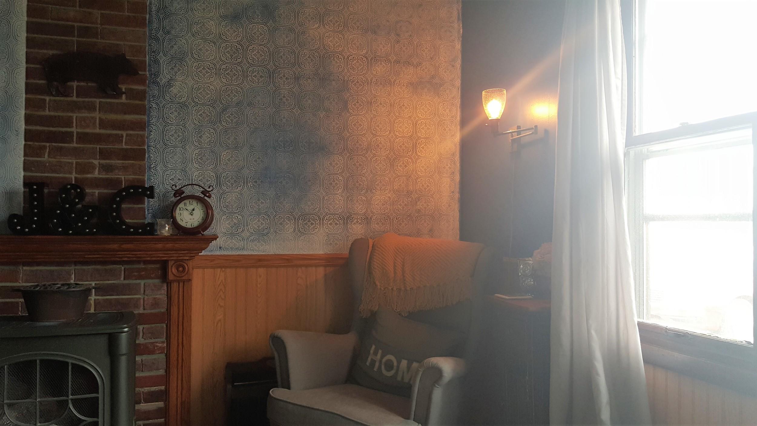 wall lamp makover DIY (5)