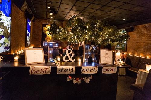 Wedding in Brooklyn, NY -