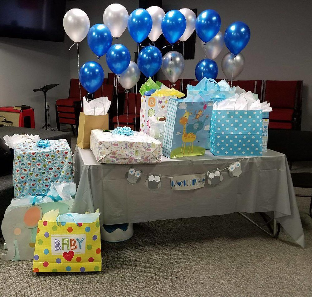 Owl Love You Forever Baby Shower -