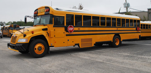 Blue Bird Bus >> 10132 2020 Blue Bird Vision School 77p Bus Florida Transportation