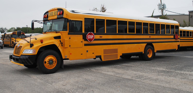 Blue Bird Bus >> 9191 2019 Blue Bird Vision School Bus Florida Transportation