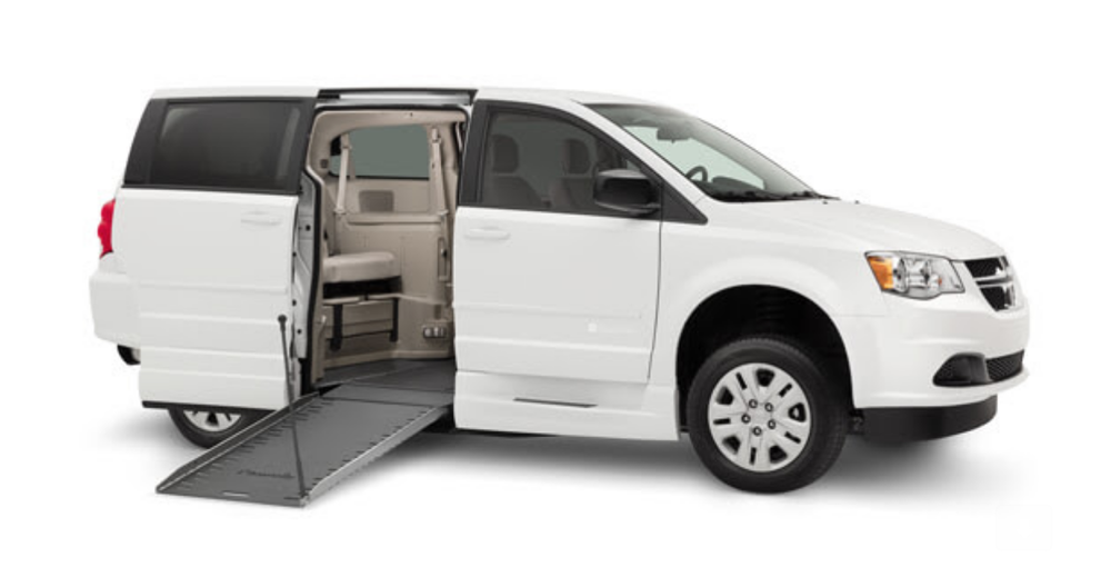The all-new Dodge Simple Stow Infloor is a cost-effective, ADA compliant conversion that allows operators to easily and safely accommodate both wheelchair and ambulatory passengers. This application features a manual infloor ramp with a stow/deploy handle for easy operation.