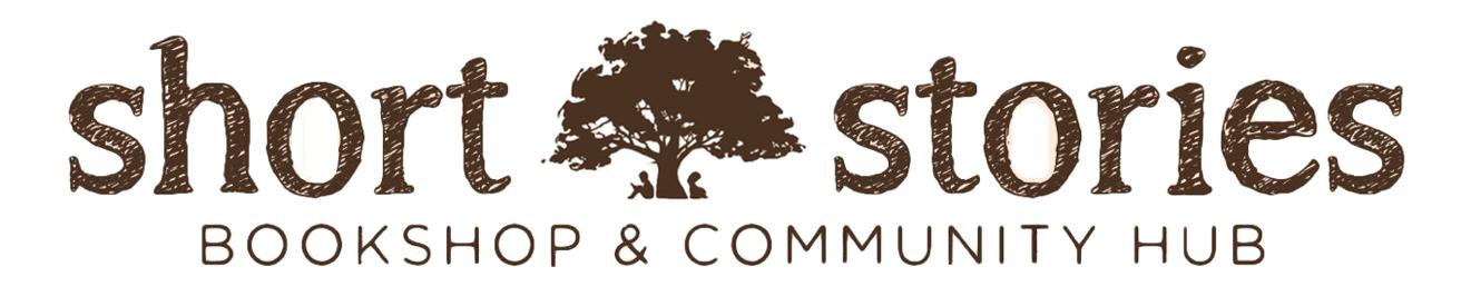 Events — Short Stories Bookshop & Community Hub