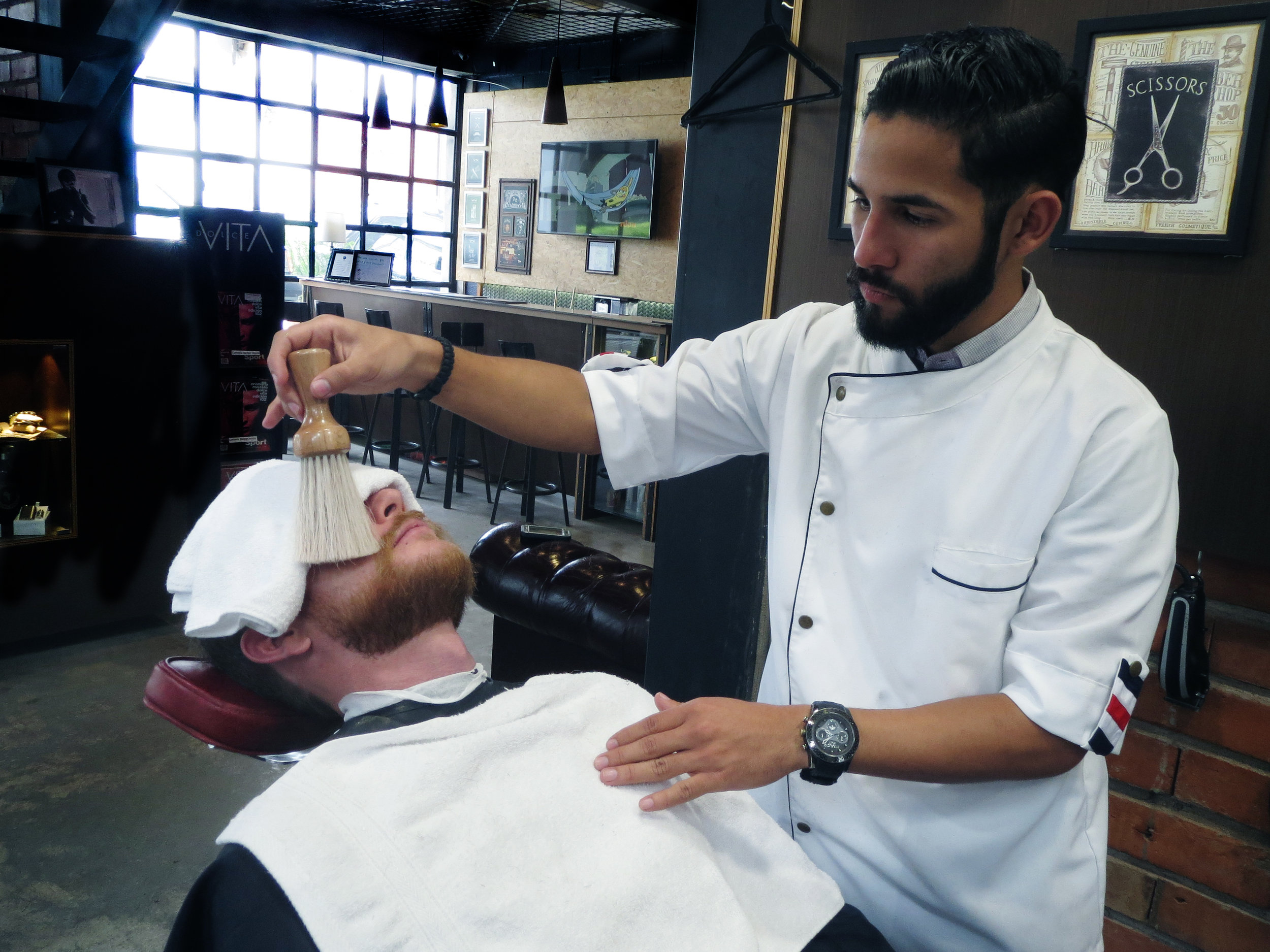 Barber House Quito