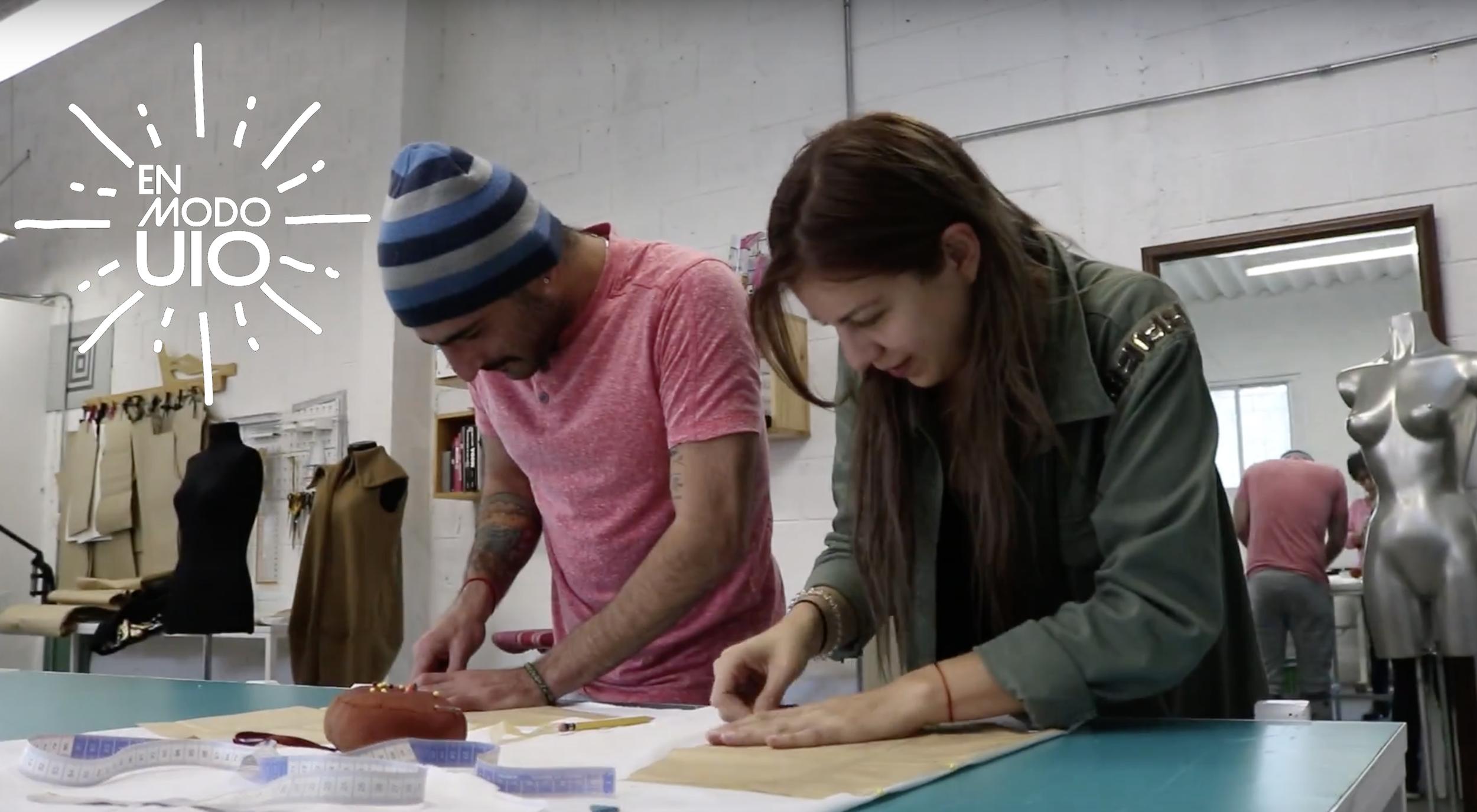 Aprendimos a coser en la COSTURA !