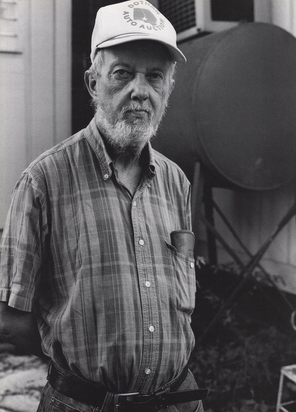 Gene Merritt, photo by Mario Del Curto