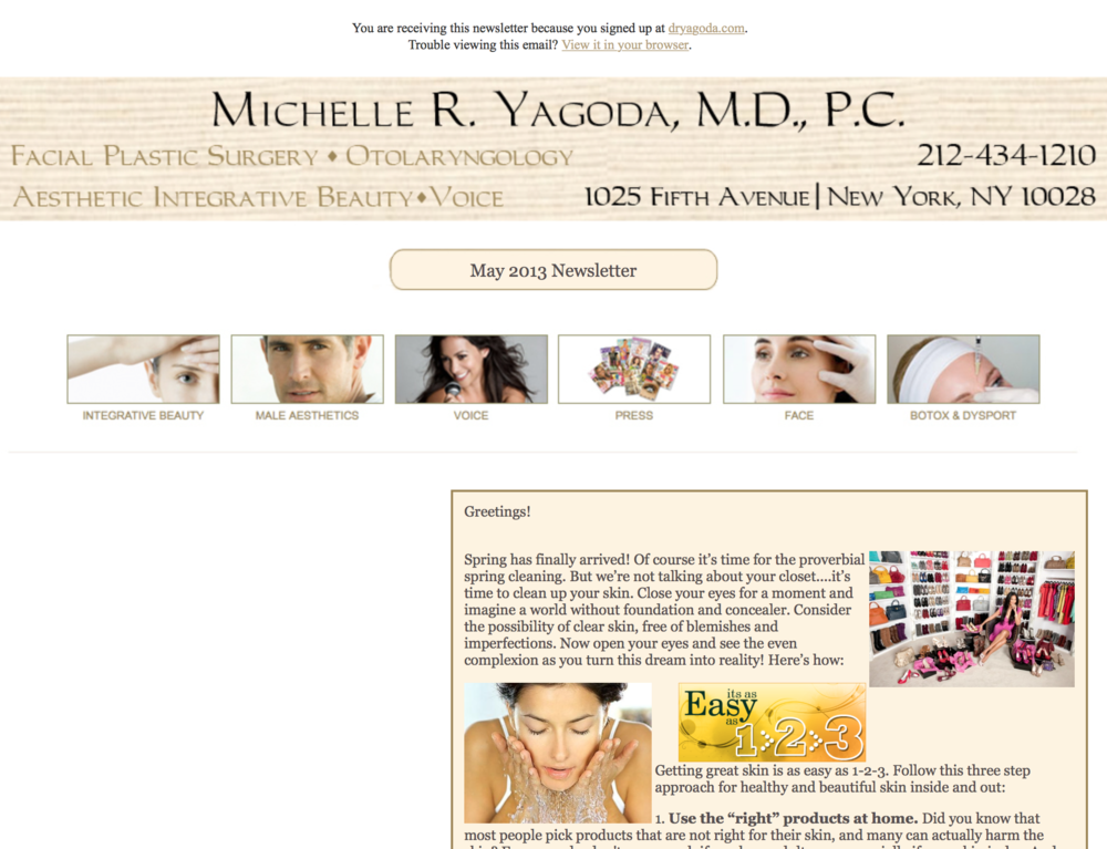 Press: Dr. Michelle Yagoda   Featuring: Mamie