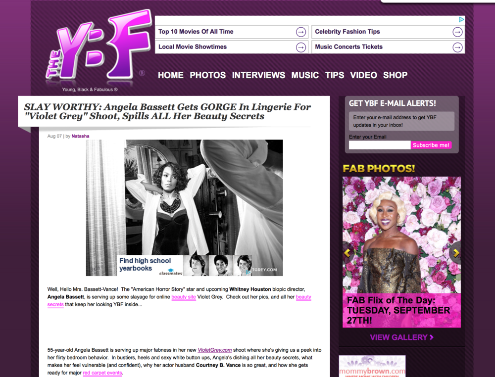 Press: TheYBF.com Featuring: Angela Bassett
