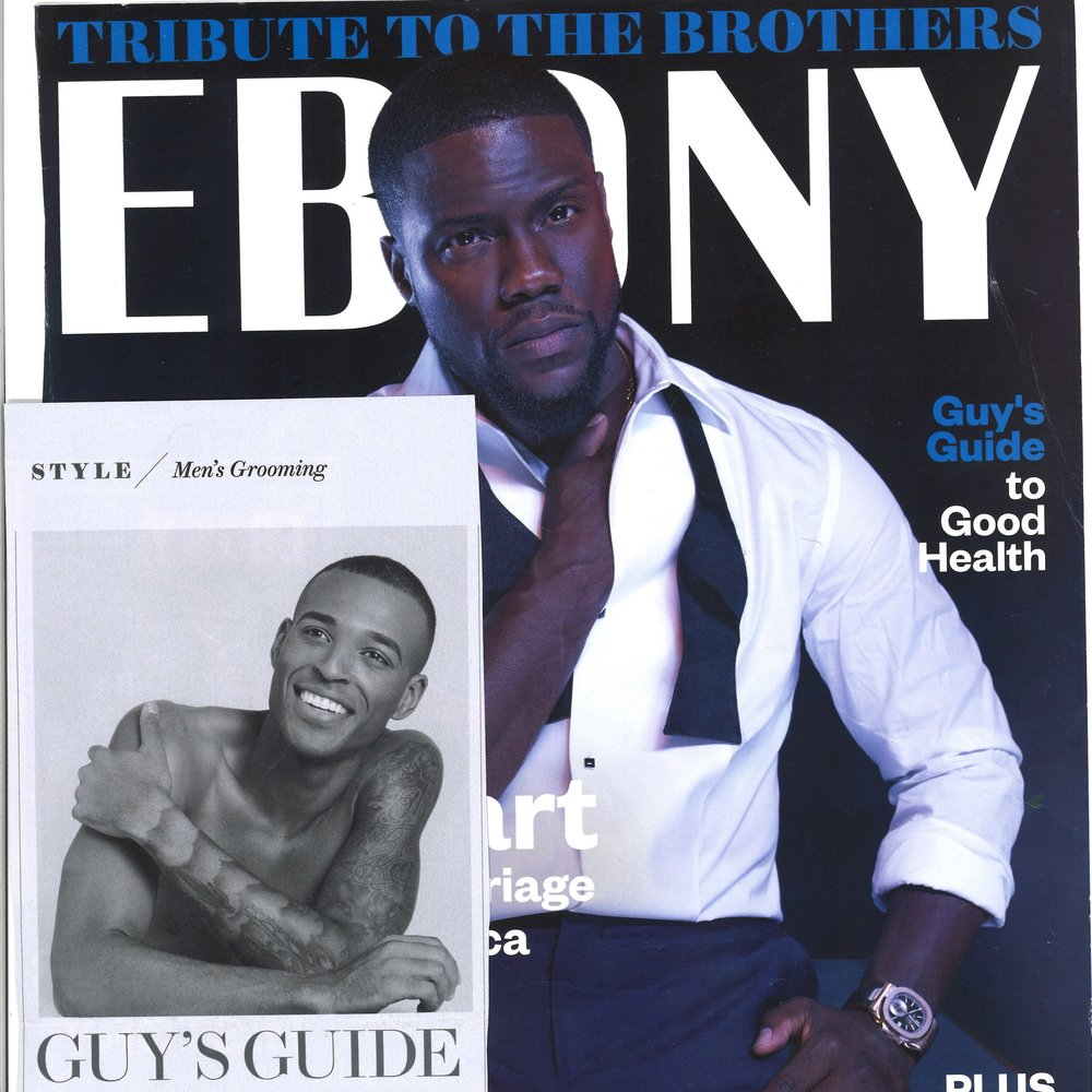 Press: Ebony    Featuring: Mamie