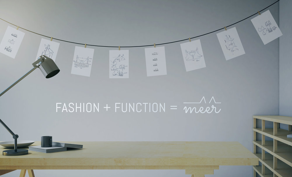 Fashion + Function = Meer