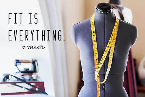 The bra by Meer: Fit is Everything