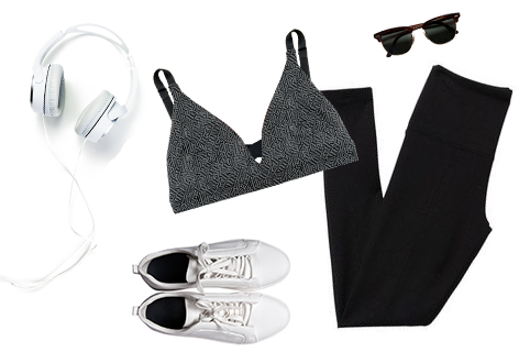 The bra by Meer: Introducing fashion + function
