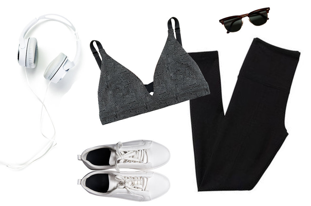 3. Finally, a bra that's perfect for work and play - Meer's founders spent the last year perfecting these things with the singular aim of creating the only bra needed for work and play, and by golly, we think they've done it.Do school, work, gym,friends, date nights, or really anything without having to remember to bring an extra bra.