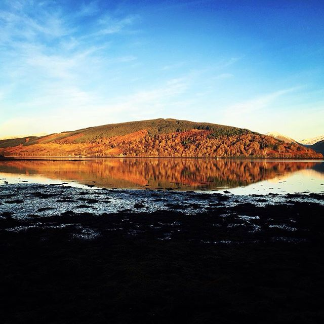 A rare clear and sunny Scottish winter's day @lonelyplanetmags . . . . #scotland #visitscotland #lovescotland  #instascotland #scotland_greatshots #scotlandsbeauty #travel #travelblogger #travelbug #travelporn #lochfyne #loch #sunset #sunsets #sunset_ig #nature #naturepic #naturegram #sunsetporn #winter #wonderful_places #stayandwander #scotland_insta #ig_europe #instatravel #living_europe #beautifuldestinations #tlpicks #bloglovintravels #igtravel