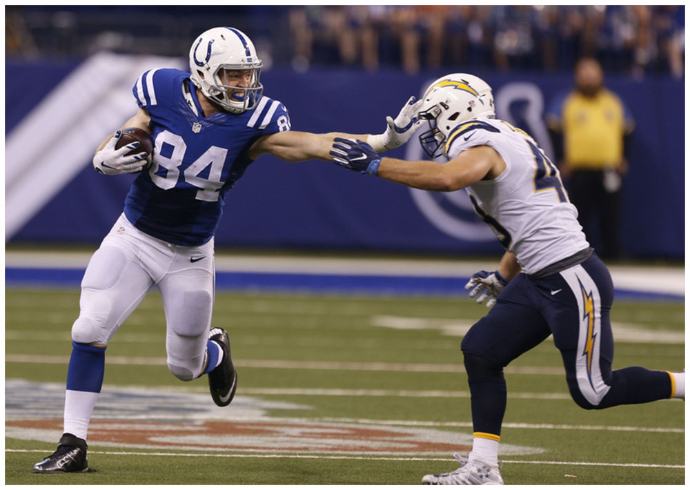 Jack Doyle - Indianapolis Colts, TE