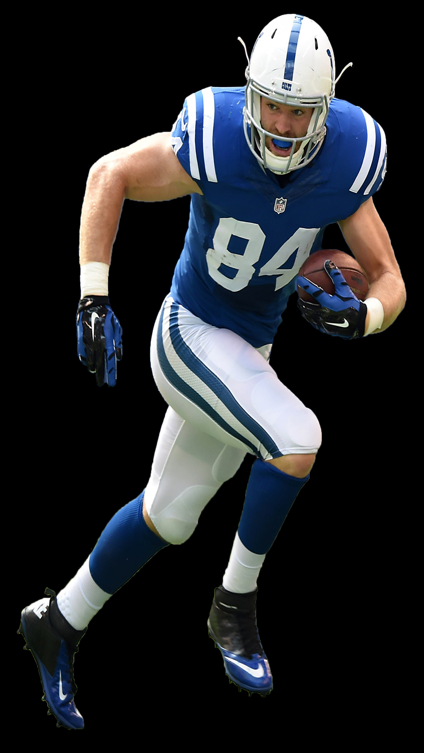 Jack Doyle - Indianapolis Colts