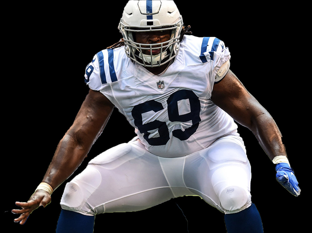 Deyshawn Bond - Indianapolis Colts
