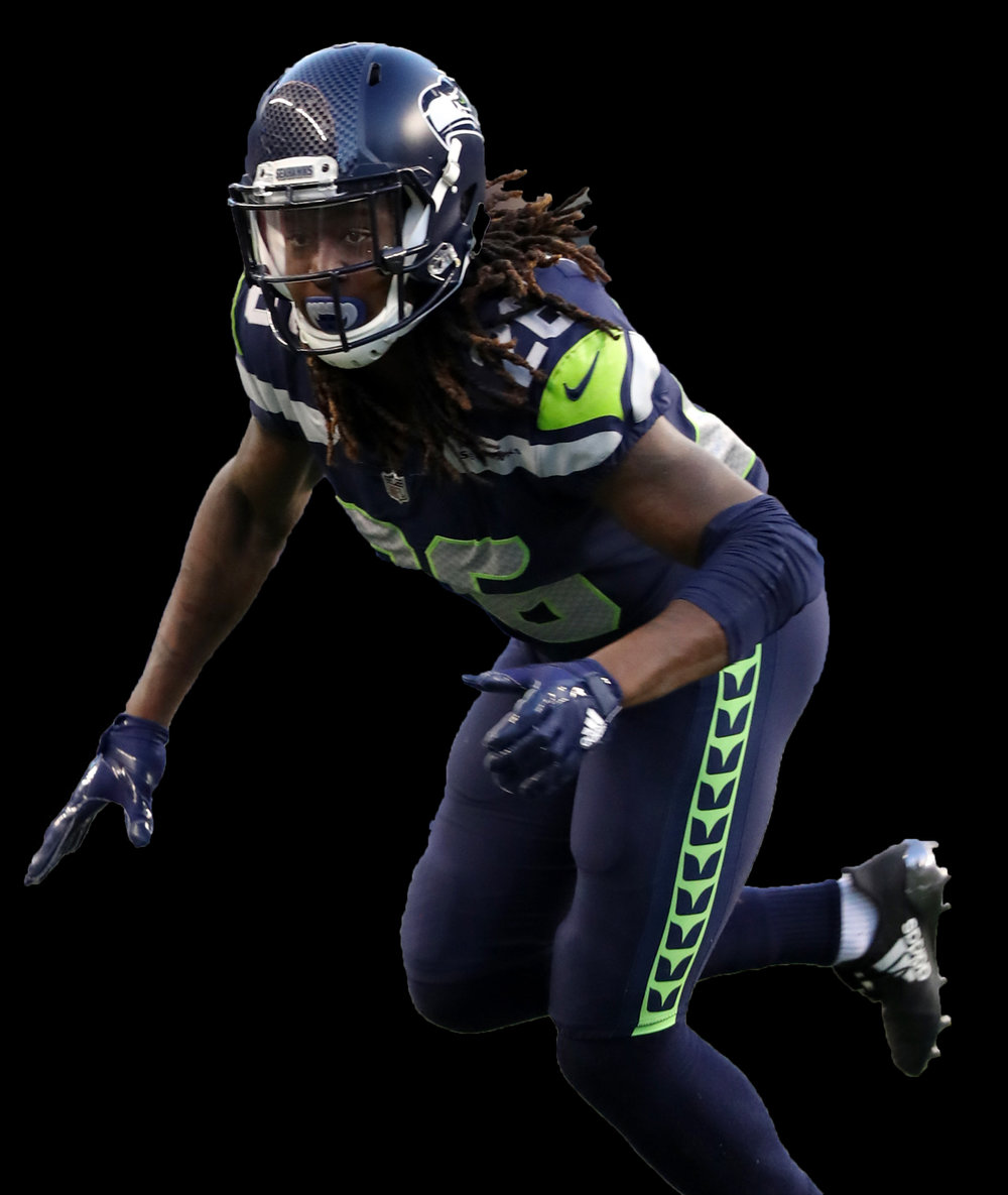 Shaquill Griffin - Seattle Seahawks