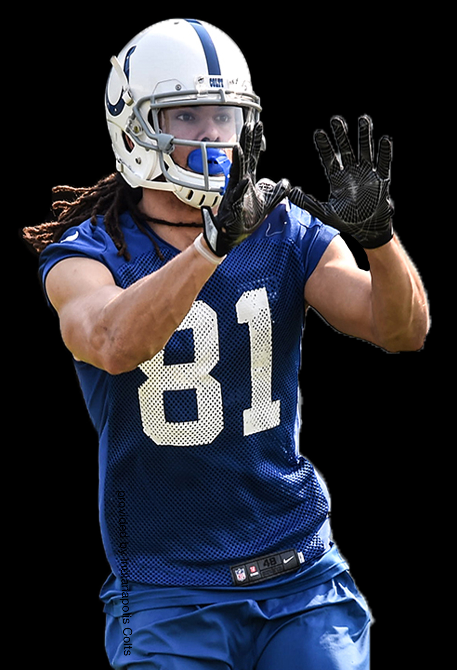 Krishawn Hogan - Indianapolis Colts