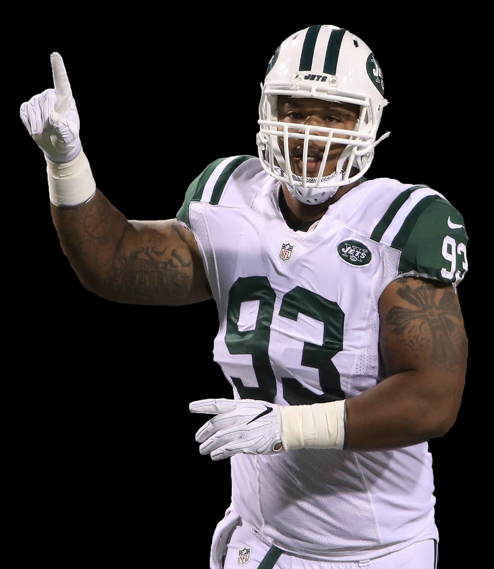 Deon Simon - New York Jets