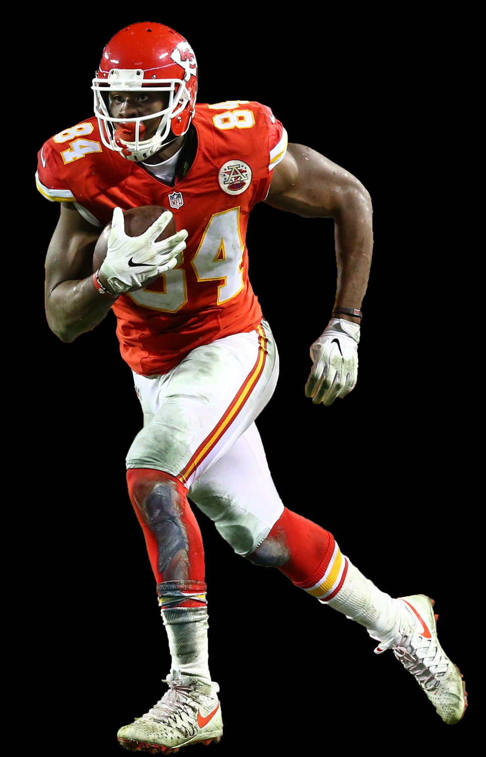 Demetrius Harris - Kansas City Chiefs